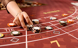 baccarat south africa online casinos